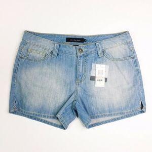 Calvin Klein Jeans Sz 12 100% Cotton Denim Jeans M